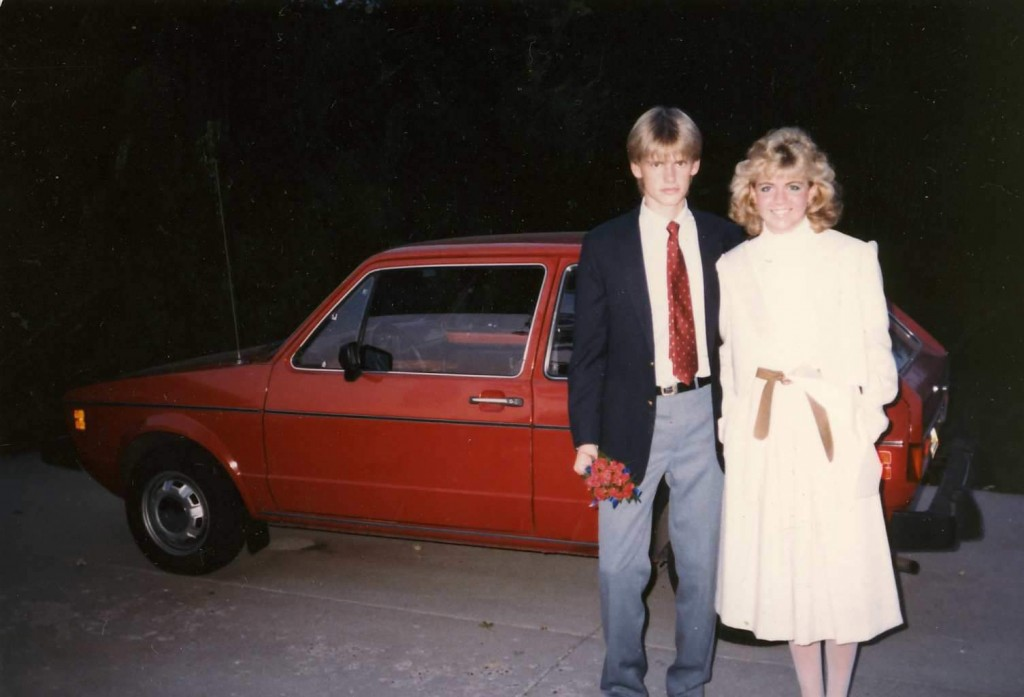 Kim & Ethan - Homecoming, 1985