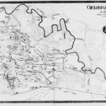 Map of the Chickamauga Battlefield
