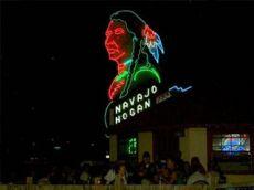 Navajo Hogan's