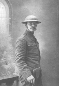 Sgt. Joyce KilmerSource: Wikipedia Commons