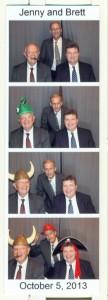 Three Amigos - Dad, Cuz Jon & Mois