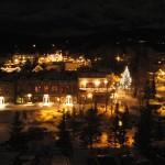 Breckenridge Village - Christmas Day