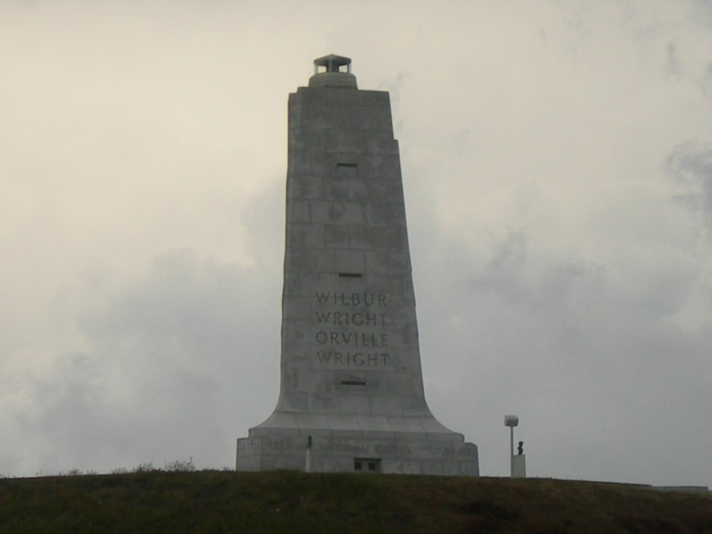 Wright Brothers Memorial, Kill Devil Hills, North Carolina