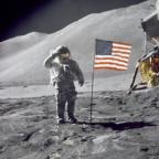 Lunar Landing – A Half a Century Ago
